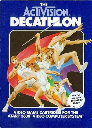 Activision Decathlon; The