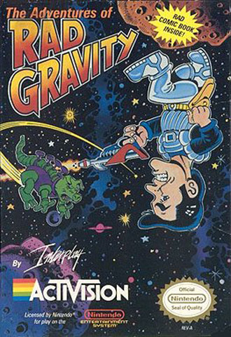 Adventures of Rad Gravity; The