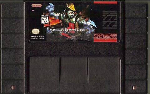 Retro Game Guide - SNES - Killer Instinct