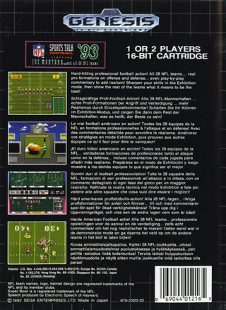 Retro Game Guide - Genesis