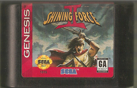 shining force 2 leveling guide