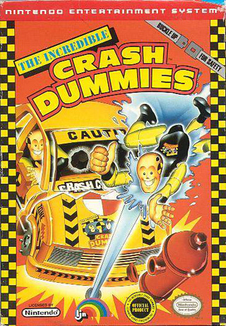 Incredible Crash Dummies; The