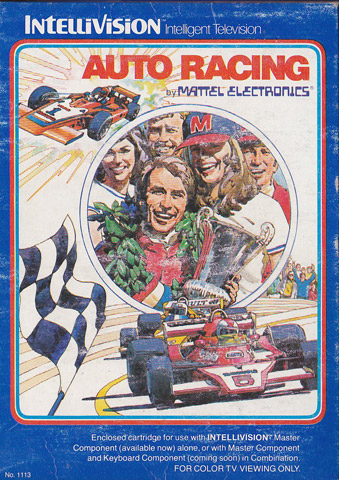 Auto Racing Games on Auto Racing   Intel   Retro Game Guide