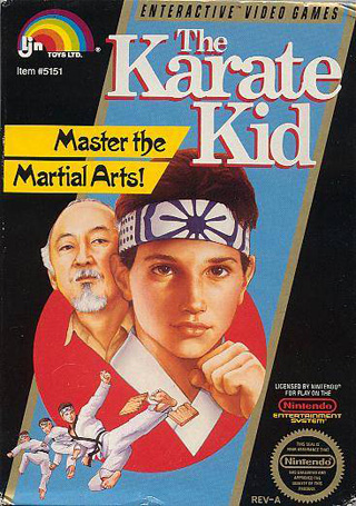 Karate Kid; The