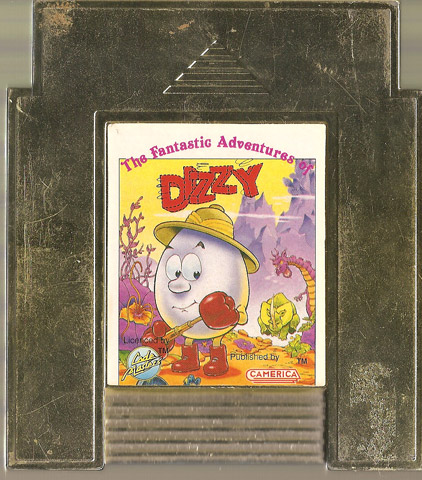 Fantastic Adventures of Dizzy (NES)