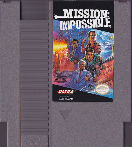 how to play mission impossible game