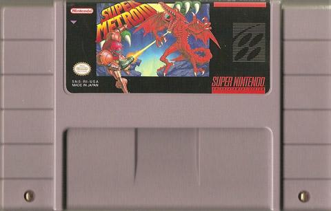 Retro Game Guide Snes Super Metroid