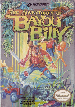 Adventures of Bayou Billy; The