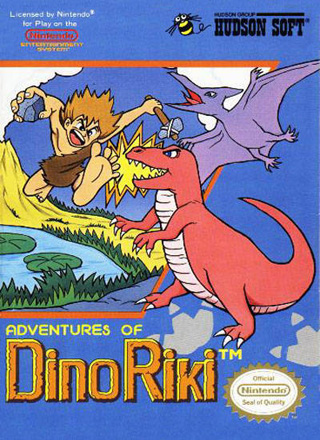 Adventures of Dino Riki; The