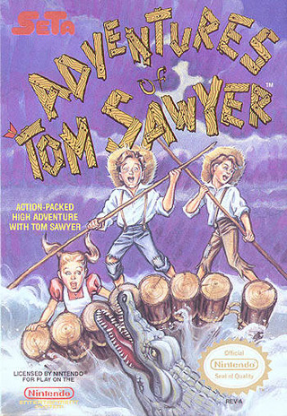 Adventures of Tom Sawyer; The