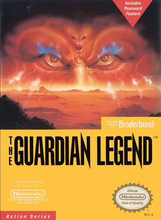 Guardian Legend; The