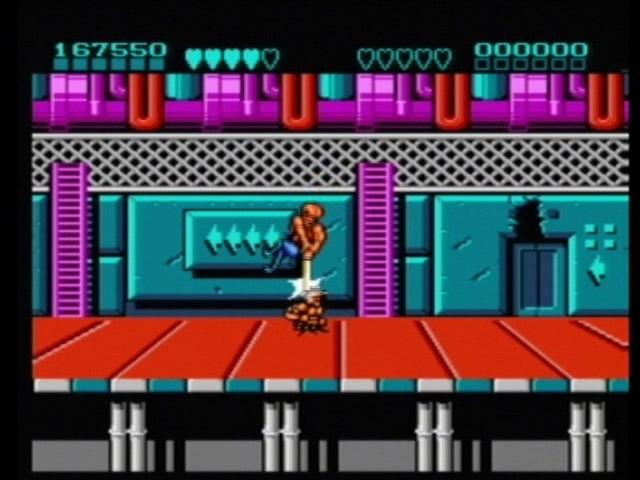 Battletoads & Double Dragon (NES)