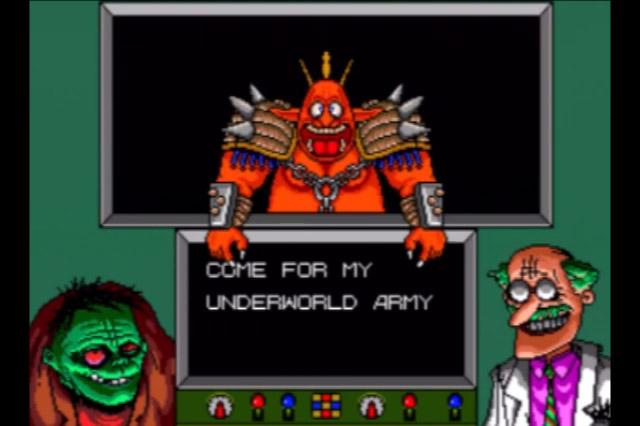 Retro Game Guide Genesis Decap Attack