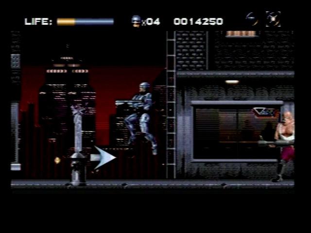 RoboCop vs. Terminator (Genesis)