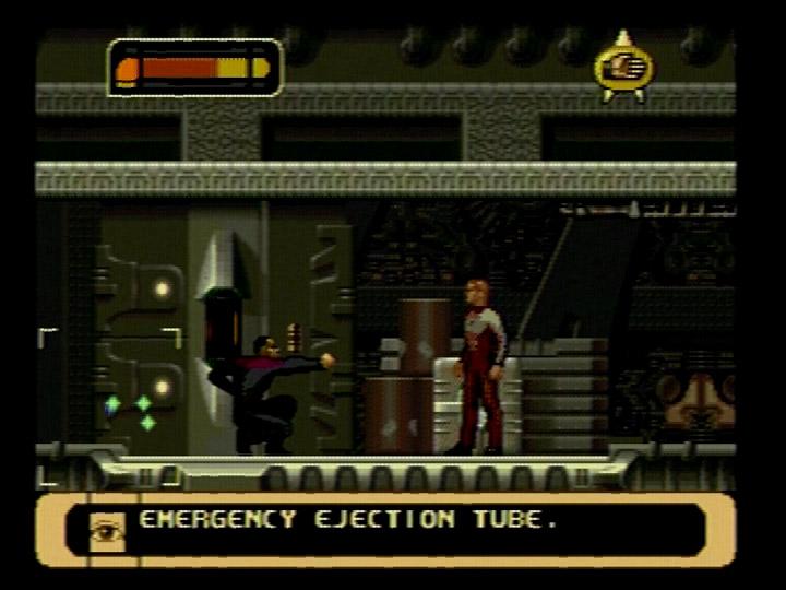 Retro Game Guide Genesis Star Trek Deep Space Nine