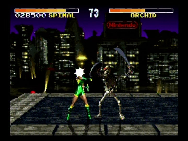 Killer Instinct (SNES)
