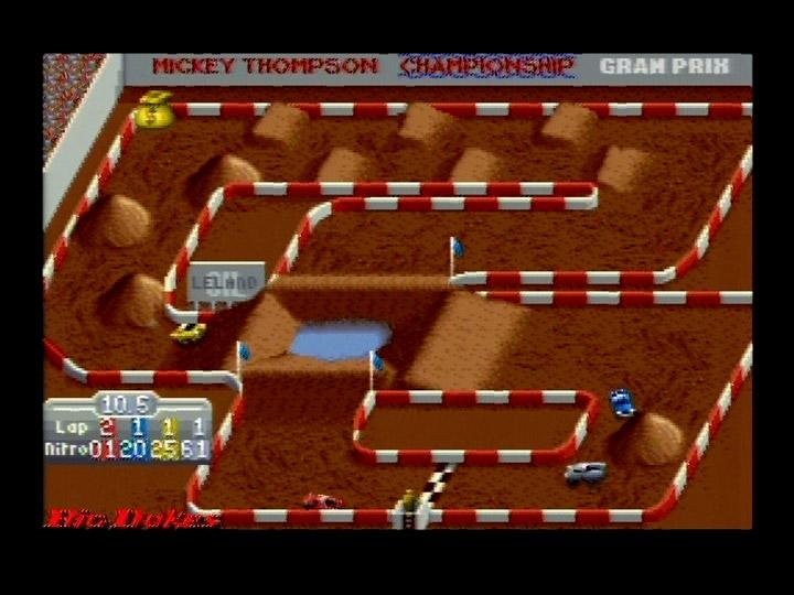Super Off Road >> Retro Game Guide - SNES - Super Off Road