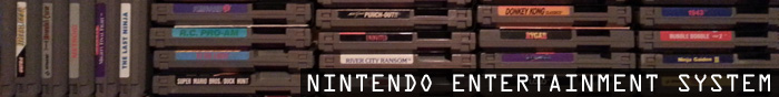 Operation Every Game: NES
